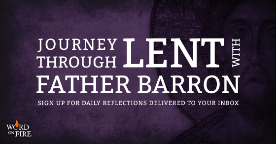 Journey through Lent